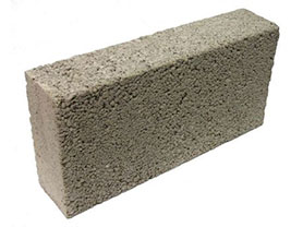 Concrete Solid Block 100mm, cheshire