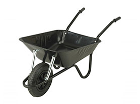 Wheelbarrow Black Contractors, cheshire