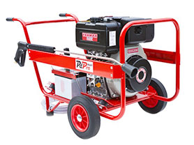 diesel pressure washer hire, cheshire