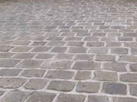 reclaimed yorkstone setts, cheshire