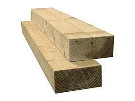 softwood sleepers, cheshire